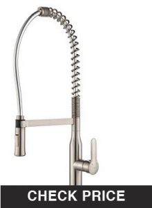 Kraus KPF-1650SS - best kitchen faucets 2020